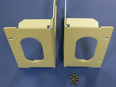 Front Rack Mount Kit for National Instument PXI / PXIe Chassis
