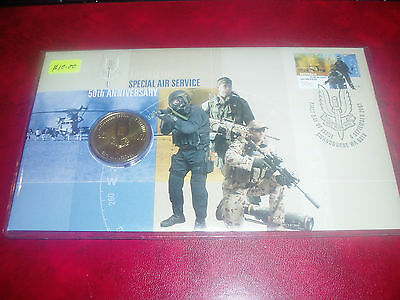 2007 Special Air Service Pnc Cover