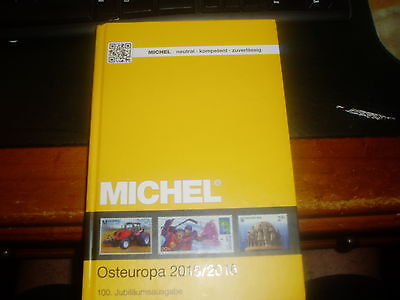 2015/16 Michel East Europe Catalogue