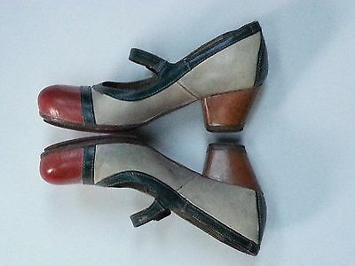 MOMA pumps leather shoes size 36.5