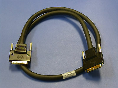 Molex VHDCI Male to VHDCI Male Cable, 68-pin, 3ft