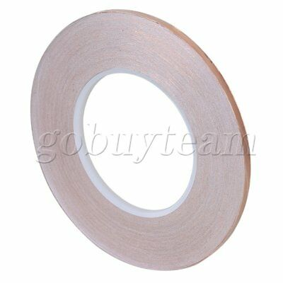 Copper Foil Tape 5mm x 50m Single-sided Conductive Adhesive for PDA PDP LCD