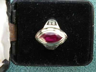 UAW - Local 599 - 25 Years  **Ladies Ring**