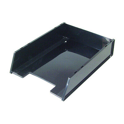 ESSELTE 45764 DTMK2 Document Filing Tray 350mm x 260mm Stackable Black EACH A339