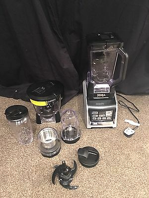 Nutri Ninja Auto Iq System 1500w Complete BL682UK CO 30 - See Pictures - LAST 1