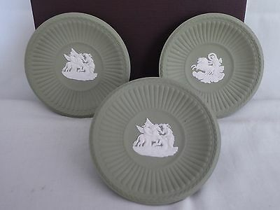 Wedgwood Collectable Jasper design small dishes