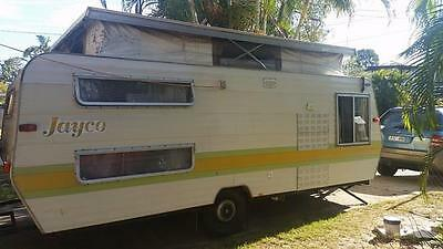 Jayco Pop Top Caravan with Bunks and Shower