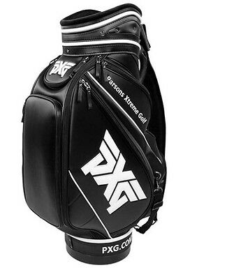 PXG Tour Staff Bag 9.5 Inch Top , New In Plastic