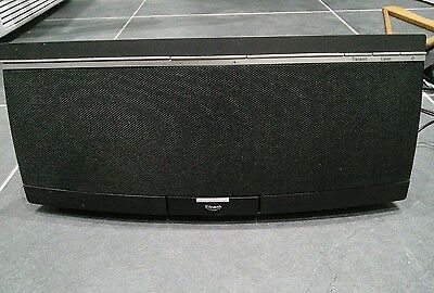 Klipsch Speakers / docking station for iPod or any device with headphone cable