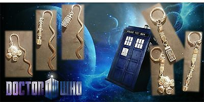 Dr Who Keyring or Bookmark