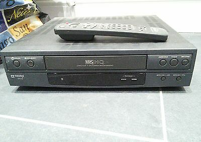 vhs vcr player recorder