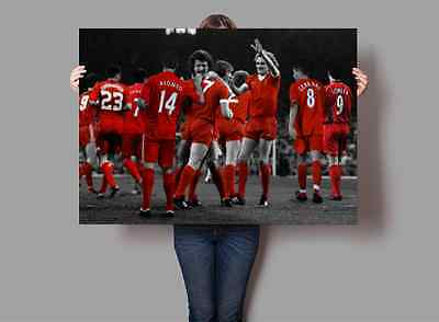 NEW Liverpool Football Club Legends Poster