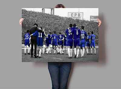 NEW Chelsea Football Club Legends Poster