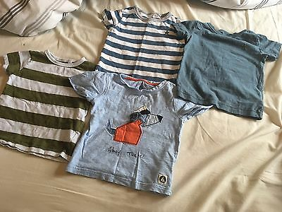 Boys Next T Shirts Age 12-18 Months