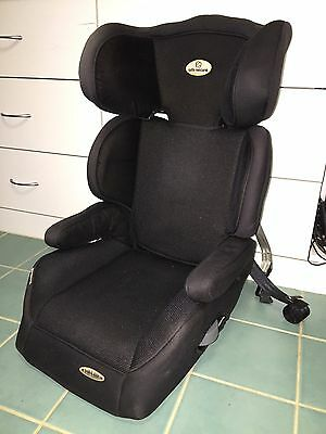Car Seat Toddler Booster Seat Infa-Secure