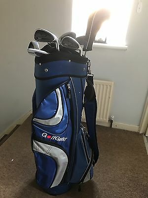 Ladies Part Set Right Handed Golf Clubs