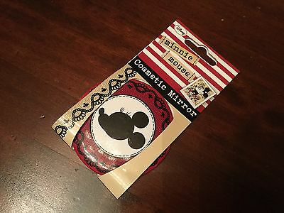 New Disney Minnie Mouse Cosmetic Mirror Vintage Classic Design  Gift Idea