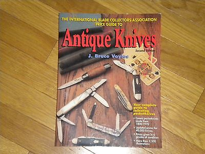 IBCA Price Guide to Commemorative Knives 1800-1970 by J Bruce Voyles 1995 2nd ed