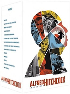 Alfred Hitchcock Collection (15 DVD)