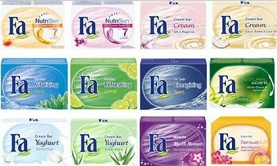 Pl/ Soap Bar Fa 100g Multi choose Acai Berry, Vitalizing, Coconut,