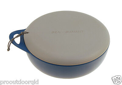 Sea To Summit DELTA BOWL WITH LID - Pacific Blue
