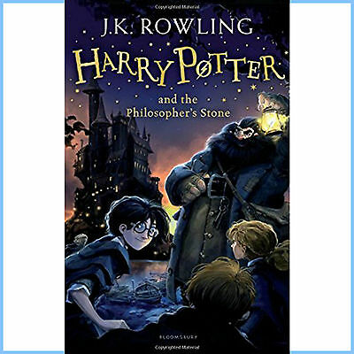 Harry Potter and the Philosopher's Stone: 1/7 Harry Potter 1  J.K. Rowling Book