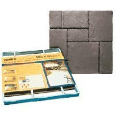 Stepping Stone Mold Concrete Paver Path Pavement Pathway Sidewalk Walkway Garden