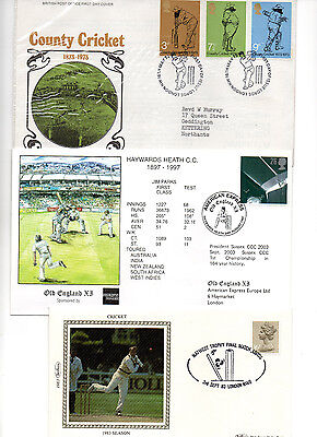 3 x 1st day covers (2)