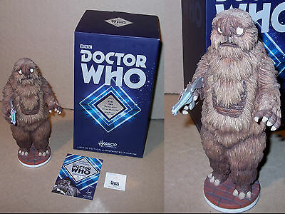 DOCTOR WHO Robert Harrop 1968  YETI figure THE WEB OF FEAR Fantastic SOLD OUT