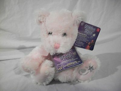 Russ Shining Star Offical Star Naming Pink Puupy Dog Sealed Tag & Code Nwt