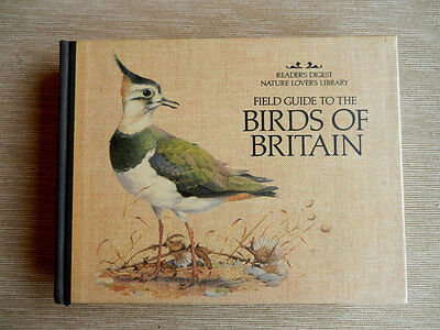Birds of Britain by Readers Digest