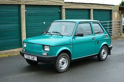 Fiat 126 - Very Low Mileage - 1999 - Immaculate  Condition! 1 UK Owner Aircooled