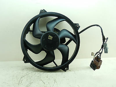Peugeot 407 2.0Hdi Radiator Cooling Fan Motor