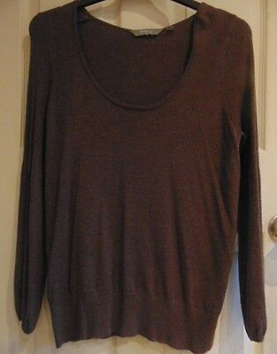 Brown  Jumper ~ Size 14 ~ New Look Maternity