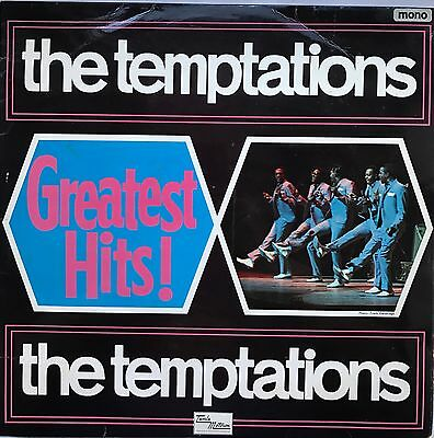 Northern Soul, R&B, Motown, Temptations, The Temptations Greatest Hits