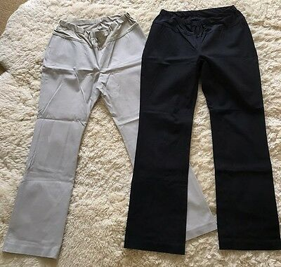 Maternity GAP Trousers, 2 pairs, Size S