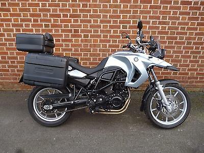 Bmw F 650Gs. 5300 Miles From New.