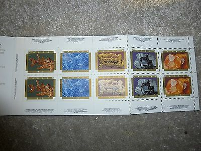 canada stamps booklet