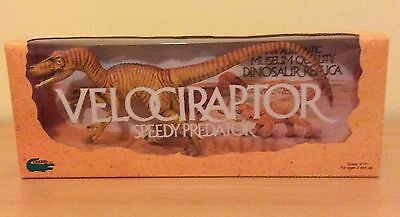 Collectable1993 Limited Edition Velociraptor Dinosaur Figure Gift idea