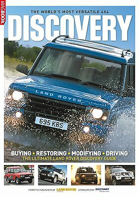 Land Rover Discovery MagBook by LRM (Land Rover Monthly)