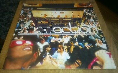 """Mad Action Just Like Fresh Air 12"""" Vinyl EP 2003 Rare Record VG+ Condition"""
