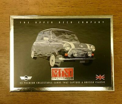 The upper deck company 45 classic the mini collection collectors cards mint