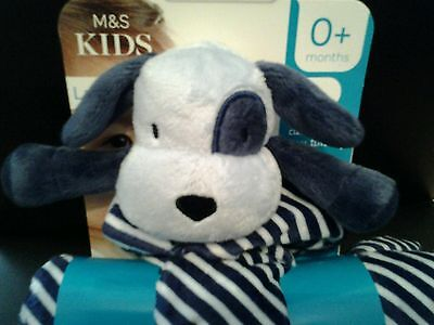 M&S Kids Large Baby Comforter 0 + Months BNWT