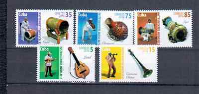 Caribbean   Musical Instruments   2016  Mnh