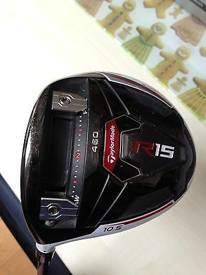 taylormade r15 driver 10.5