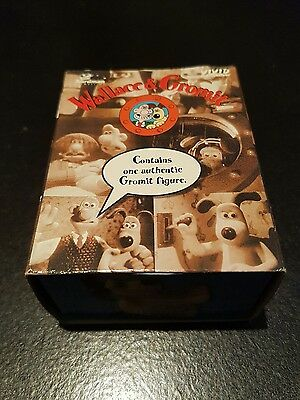 Wallace and Gromit A Grand Day Out Vintage Cooker Figure Boxed