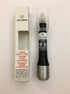 Genuine OEM Honda Acura Touch Up Paint NH-731P Crystal Black Pearl