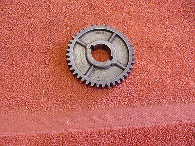 40 Tooth Change Gear Threading Gear for Atlas Craftsman 10 12 Lathe