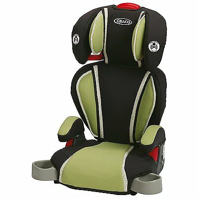 Graco Highback Turbobooster Child Car Seat Backless Booster Kids Safely Travel