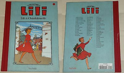 Lili A Chantalouette / Collection Hachette N°1